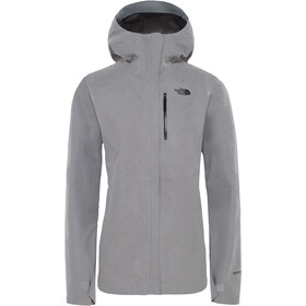 The North Face Dryzzle Jacket Dame tnf medium grey heather